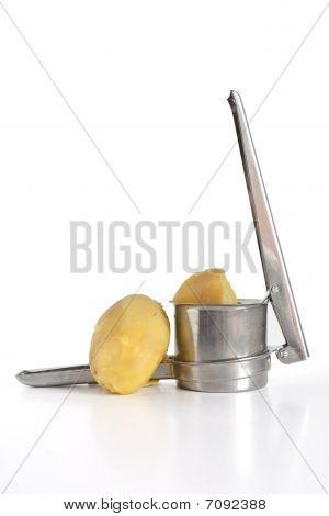 Potato Masher Isolated