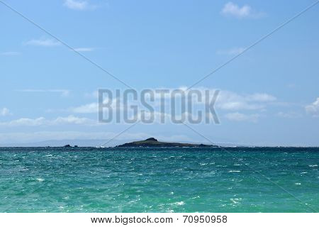 Kaohikaipu Island Off The Windward Coast Of Oahu