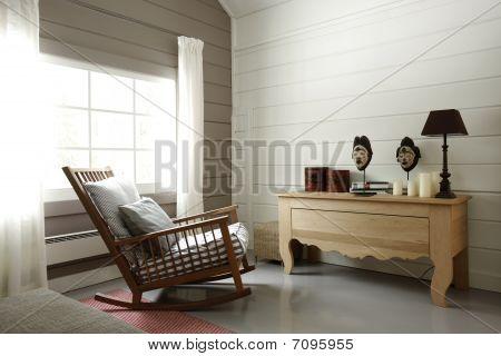 interior of room