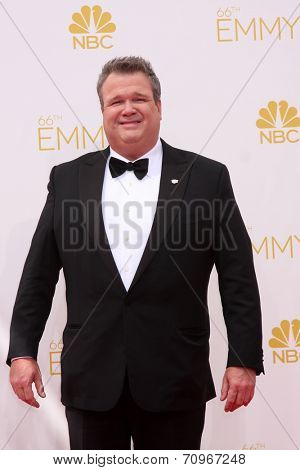 LOS ANGELES - AUG 25:  Eric Stonestreet at the 2014 Primetime Emmy Awards - Arrivals at Nokia at LA Live on August 25, 2014 in Los Angeles, CA
