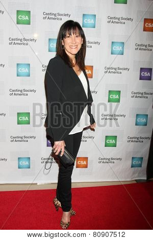 LOS ANGELES - JAN 22:  Leslie Litt at the American Casting Society presents 30th Artios Awards at a Beverly Hilton Hotel on January 22, 2015 in Beverly Hills, CA