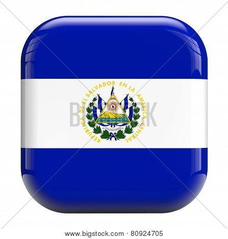 El Salvador Flag Icon Image