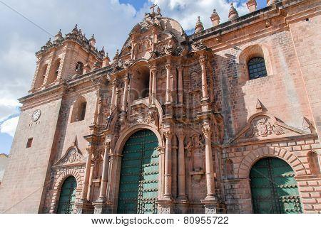 Cathedral Of Santo Domingo - Cusco, Peru