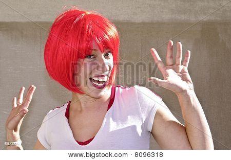Redheaded Cutie