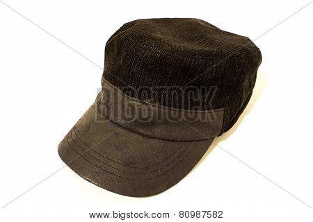 Black Hat Retro Style