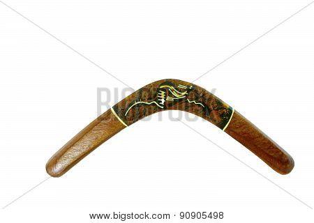 Boomerang, Painted