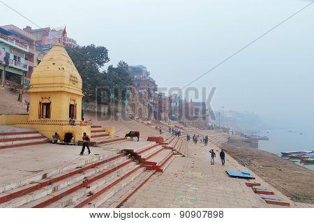 Kshameshwar Ghat In Varanasi