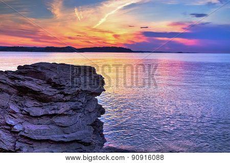 Magical Marquette Michigan Sunset