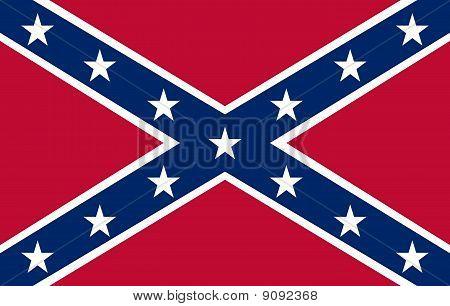 Konfedererade flaggan