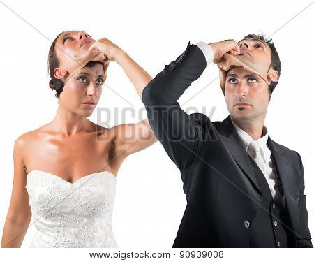 Liar marriage