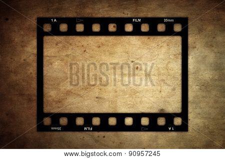 Filmstrip Old Grunge