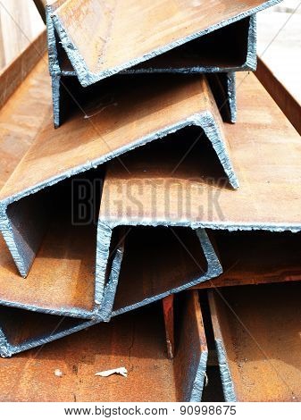 Joists Closeup