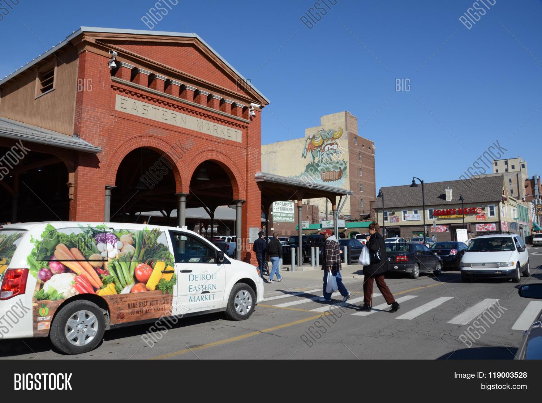 detroits historic eastern market - HD1199×795