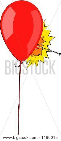 Bursting Balloon