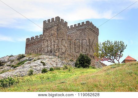 Old Genoese Fortress
