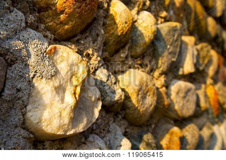 Wall Milan  Italy Old    Wall  Brick   The    Abstract  Background  Stone