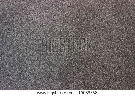 Wall texture Rustic look gray silver Paint background.