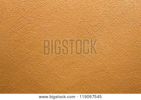 Wall texture Travertine orange Paint background.