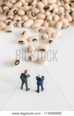 Corporate Bean Counting