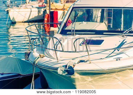 Fishing Sport Boat
