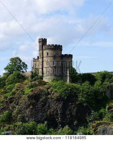 Governor's House, Calton Hill, Edinburgh, Scotland