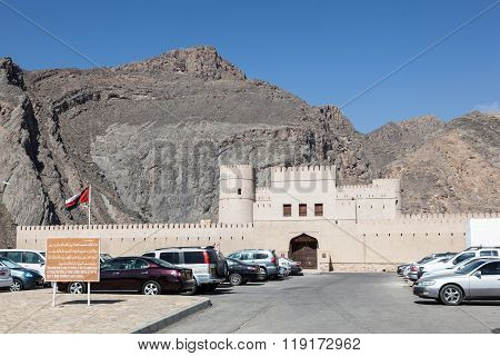 Bayt Ar Ridaydah Castle In Oman