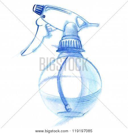 Spray Trigger, Atomizer, Sprayer, Pulverizer, Air Gun.