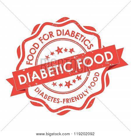 Diabetic Food.