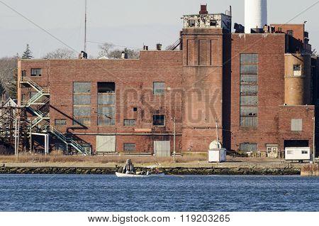 Old Factory New Bedford, Massachusetts