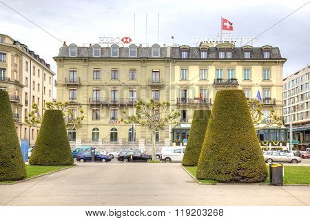 Geneva. Urban Landscape