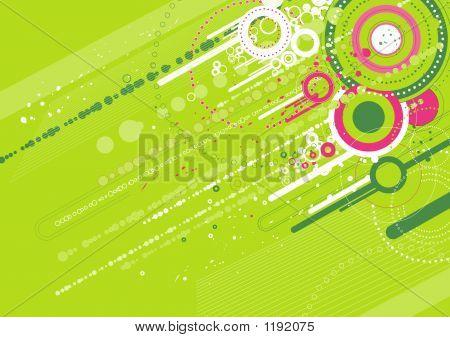 Modern Green Background