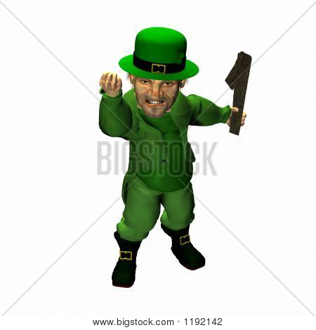 Leprechaun - Looking For A Fight?