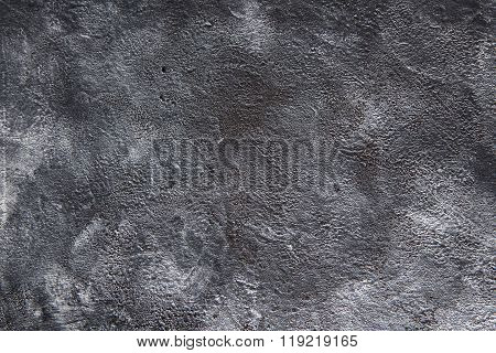 Old silver background