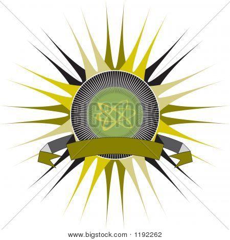 Spike Logo Green