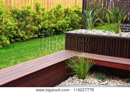 Modern Back Yard Design Ideas