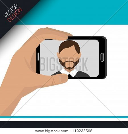 selfie photography design