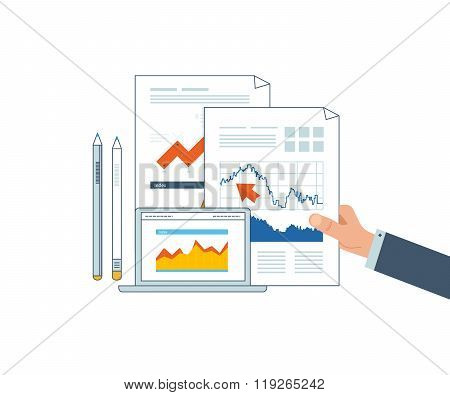 Financial report, consulting, teamwork, project management and development. Investment business.