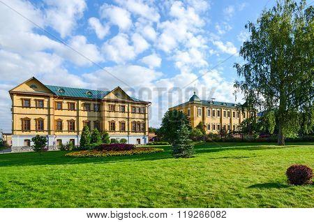Holy Trinity Seraphim-diveevo Monastery, Village Of Diveevo, Russia