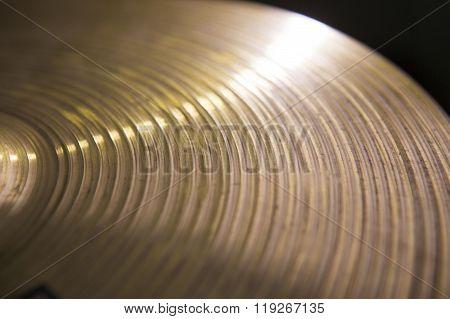 Vintage Hi-hat Closeup, For Music