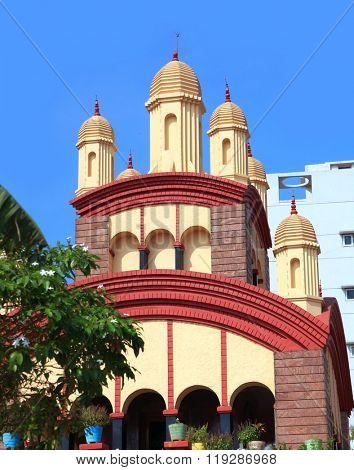 Kali temple in Visakhapatnam India