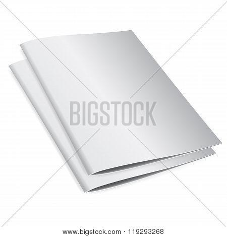 Template Vector Brochure