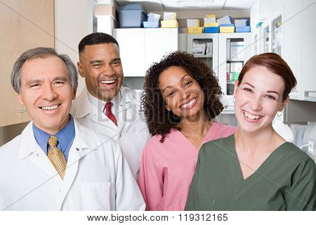Dentists and dental nurses