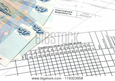 Primary Documents For Payroll