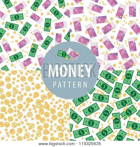 Set Of Patterns With Money