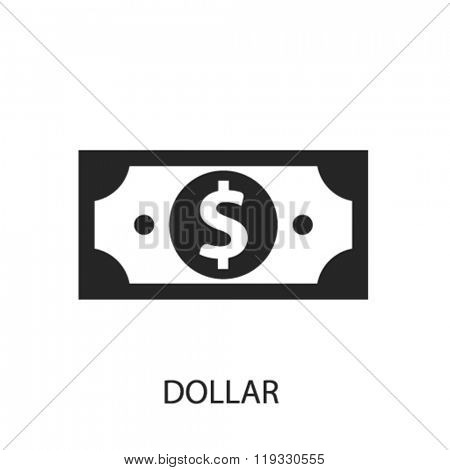 dollar icon, dollar logo, dollar icon vector, dollar illustration, dollar symbol