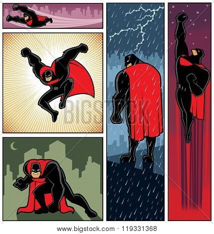 Superhero Banners 6