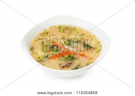 Soup With Beef