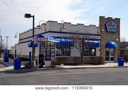 Plainfield White Castle Restaurant