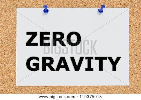 Zero Gravity Concept