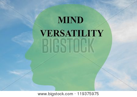 Mind Versatility Concept